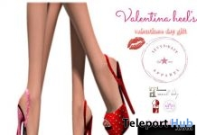 Valentina Heels January 2018 Group Gift by Sevyn East - Teleport Hub - teleporthub.com