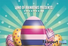 Land of Rainbows Easter Egg Hunt - Teleport Hub - teleporthub.com
