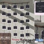Hanging Pictures January 2018 Group Gift by Chez Moi Furniture - Teleport Hub - teleporthub.com