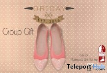 Metal Tip Flats Group Gift by Oricay - Teleport Hub - teleporthub.com