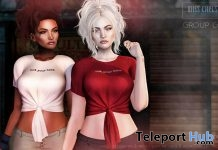 "Judi Top ""Not Your Babe"" February 2018 Group Gift by Miss Chelsea - Teleport Hub - teleporthub.com"