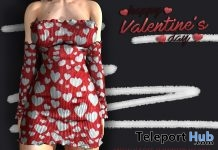 Heart Dress Valentine 2018 1L Promo Gift by SPIRIT - Teleport Hub - teleporthub.com