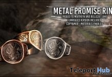 Metal Promise Ring February 2018 Group Gift by Asteroidbox - Teleport Hub - teleporthub.com