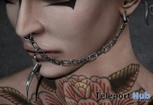 Chained Deceit L'HOMME Magazine February 2018 Group Gift by CerberusXing - Teleport Hub - teleporthub.com