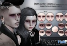 Pestilence Reborn Makeup With Catwa & Omega Appliers February 2018 Group Gift by Lovely Disarray - Teleport Hub - teleporthub.com