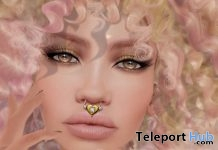 Amore Nose Rings February 2018 Group Gift by EMPYREAN FORGE - Teleport Hub - teleporthub.com