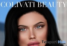 Demi Skin Fatpack For Catwa Head February 2018 Group Gift by Colivati Beauty - Teleport Hub - teleporthub.com
