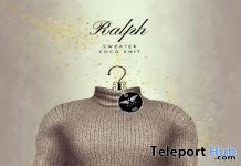 Ralph Sweater Coco Knit February 2018 Group Gift by ALTER - Teleport Hub - teleporthub.com
