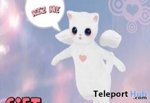 Valentine's Pet Valentine 2018 Group Gift by HARO - Teleport Hub - teleporthub.com