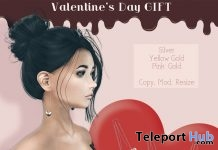 Love Earrings Valentine 2018 Gift by ASO! - Teleport Hub - teleporthub.com