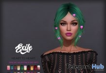 Heart to Heart Hair Gift by Exile - Teleport Hub - teleporthub.com