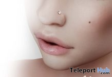 Hizma Nose Piercing 1L Promo Gift by EUPHORIC - Teleport Hub - teleporthub.com