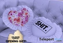 Pillow Talk Gift by Delirium Lunacy - Teleport Hub - teleporthub.com