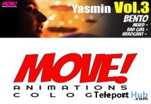 New Release: Yasmin Vol 3 Bento Dance Pack by MOVE! Animations Cologne - Teleport Hub - teleporthub.com