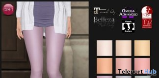 Sheer Pastel Tights Easter 2018 Gift by Izzie's - Teleport Hub - teleporthub.com