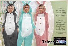 Bunny Costume Easter 2018 Group Gift by NyDesign - Teleport Hub - teleporthub.com
