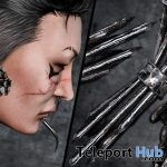 Heavily Nailed March 2018 Group Gift by CerberusXing - Teleport Hub - teleporthub.com