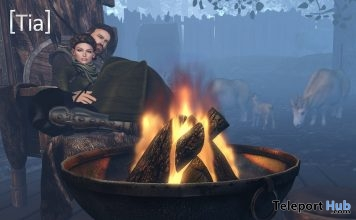 Porch Fire March 2018 Group Gift by Tia - Teleport Hub - teleporthub.com