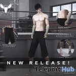Monk Shorts 5 Color Options March 2018 Group Gift by MUSU - Teleport Hub - teleporthub.com