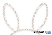 Bunny Ears Headband March 2018 Group Gift by Cae - Teleport Hub - teleporthub.com