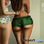 Pattys Sweet Shorts March 2018 Group Gift by BUENO - Teleport Hub - teleporthub.com