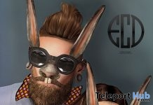 Bunny Ear Shades & Ribbon Unisex Easter 2018 Group Gift by E-Clipse Design - Teleport Hub - teleporthub.com