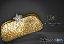 Allure Clutch Yin Yang March 2018 Event Gift by JUMO - Teleport Hub - teleporthub.com