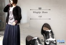 Wingtip Shoes March 2018 Group Gift by S@BBiA - Teleport Hub - teleporthub.com