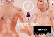 Bride's Light Tattoo Appliers 10L Promo by ABYEL TATTOOS' STORE @ Up! Event March 2018 - Teleport Hub - teleporthub.com