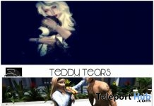 Teddy Bears & My Hotdog Poses March 2018 Group Gift by Something New - Teleport Hub - teleporthub.com