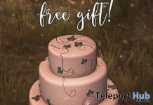 Fayberry Cake The Liaison Collaborative 5th Anniversary Gift by Raindale - Teleport Hub - teleporthub.com