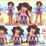 Cute Peace Pack of 9 Bento Poses Gift by A&R Haven - Teleport Hub - teleporthub.com
