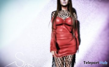 New Release: Cage Dress by [sYs] @ Sense Event March 2018 - Teleport Hub - teleporthub.com