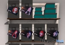 Several Hair Packs Group Gifts by NYNE - Teleport Hub - teleporthub.com