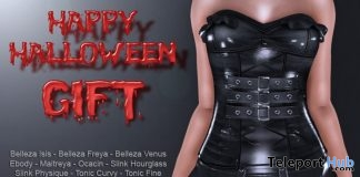 Corset Dress Group Gift by Used Abused Store - Teleport Hub - teleporthub.com