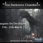 The Darkness Chamber Fair: Bargains On The Bayou - Teleport Hub - teleporthub.com