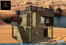 Jamel House Helios Line April 2018 Group Gift by MB Content Creators - Teleport Hub - teleporthub.com