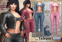 Honora Outfit 99L Promo by Le'La Design - Teleport Hub - teleporthub.com