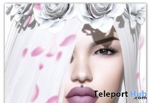 Trinity Lipstick For Catwa Head April 2018 Group Gift by LePunk - Teleport Hub - teleporthub.com