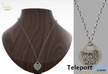 Sweetheart Necklace April 2018 Group Gift by CODEX - Teleport Hub - teleporthub.com