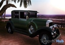 New Release: Cadillac 1928 Town Sedan Limited Edition by Club33 - Teleport Hub - teleporthub.com