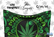 420 Tapestry April 2018 Gift by Star Sugar - Teleport Hub - teleporthub.com