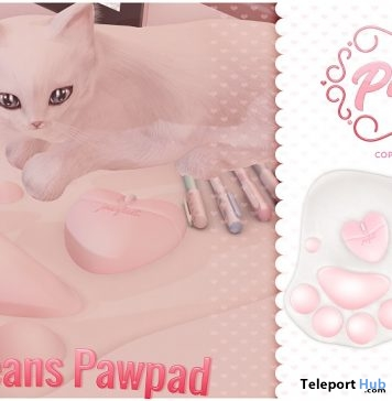 Smol Beans Pawpad May 2018 Group Gift by parfait - Teleport Hub - teleporthub.com