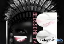 Blossom Facepaint May 2018 Group Gift by Mug - Teleport Hub - teleporthub.com