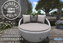 Round Seat PG May 2018 Group Gift by DMG - Teleport Hub - teleporthub.com