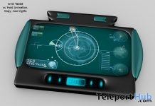 Si-gi Tablet With Hold Animation May 2018 Group Gift by Candy Crunchers - Teleport Hub - teleporthub.com