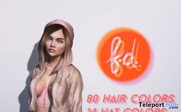 Beanie Baby Hair May 2018 Group Gift by Fashionably Dead - Teleport Hub - teleporthub.com
