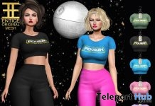 Crop Top Fatpack May the Fourth Gift by Entice - Teleport Hub - teleporthub.com