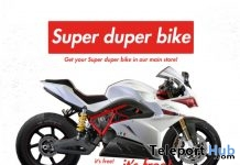 Super Duper Bike Group Gift by [sau] motors - Teleport Hub - teleporthub.com