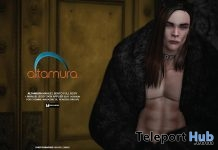 Manuel Male Body Skin Applier L'HOMME Magazine May 2018 Group Gift by Altamura - Teleport Hub - teleporthub.com
